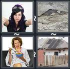 4 Pics 1 Word answers and cheats level 1758