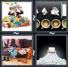 4 Pics 1 Word answers and cheats level 1769