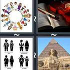 4 Pics 1 Word answers and cheats level 1808