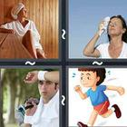 4 Pics 1 Word answers and cheats level 1816