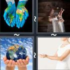 4 Pics 1 Word answers and cheats level 1854