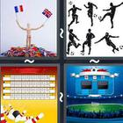 4 Pics 1 Word answers and cheats level 1867