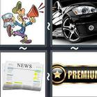 4 Pics 1 Word answers and cheats level 1924