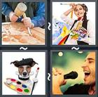 4 Pics 1 Word answers and cheats level 1993