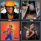 4 Pics 1 Word answers and cheats level 2012