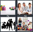 4 Pics 1 Word answers and cheats level 2014
