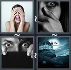 4 Pics 1 Word answers and cheats level 2023