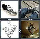4 Pics 1 Word answers and cheats level 2027