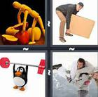 4 Pics 1 Word answers and cheats level 206