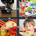 4 Pics 1 Word answers and cheats level 207