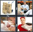 4 Pics 1 Word answers and cheats level 2074