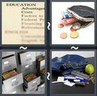 4 Pics 1 Word answers and cheats level 2184