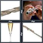 4 Pics 1 Word answers and cheats level 2187