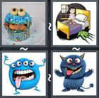 4 Pics 1 Word answers and cheats level 2200