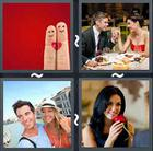 4 Pics 1 Word answers and cheats level 2212