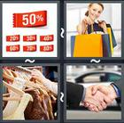 4 Pics 1 Word answers and cheats level 2281
