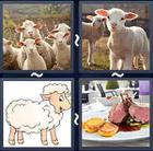 4 Pics 1 Word answers and cheats level 2284