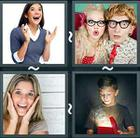 4 Pics 1 Word answers and cheats level 2308