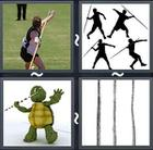 4 Pics 1 Word answers and cheats level 2344
