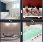 4 Pics 1 Word answers and cheats level 2410