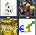 4 Pics 1 Word answers and cheats level 2413