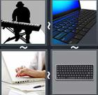 4 Pics 1 Word answers and cheats level 2416