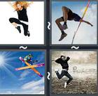 4 Pics 1 Word answers and cheats level 2452