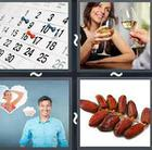 4 Pics 1 Word answers and cheats level 2460