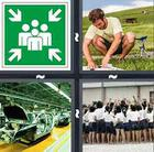 4 Pics 1 Word answers and cheats level 247