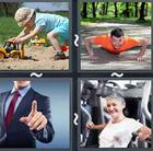 4 Pics 1 Word answers and cheats level 2514