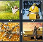 4 Pics 1 Word answers and cheats level 2521