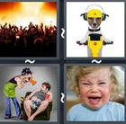 4 Pics 1 Word answers and cheats level 2524