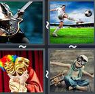 4 Pics 1 Word answers and cheats level 2534