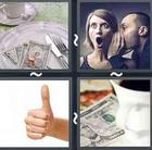 4 Pics 1 Word answers and cheats level 2550