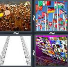 4 Pics 1 Word answers and cheats level 2566