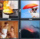 4 Pics 1 Word answers and cheats level 2568