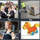 4 Pics 1 Word answers and cheats level 2572