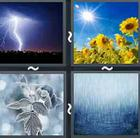 4 Pics 1 Word answers and cheats level 2587