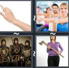 4 Pics 1 Word answers and cheats level 2588