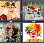 4 Pics 1 Word answers and cheats level 2595