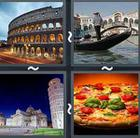 4 Pics 1 Word answers and cheats level 2596