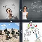 4 Pics 1 Word answers and cheats level 261