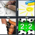 4 Pics 1 Word answers and cheats level 2621