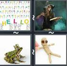 4 Pics 1 Word answers and cheats level 2632