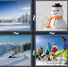 4 Pics 1 Word answers and cheats level 2647