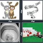 4 Pics 1 Word answers and cheats level 2683