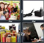 4 Pics 1 Word answers and cheats level 2697