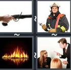4 Pics 1 Word answers and cheats level 2702