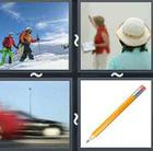 4 Pics 1 Word answers and cheats level 2709