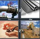 4 Pics 1 Word answers and cheats level 2715